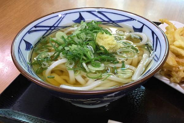 丸亀製麺,トリドール