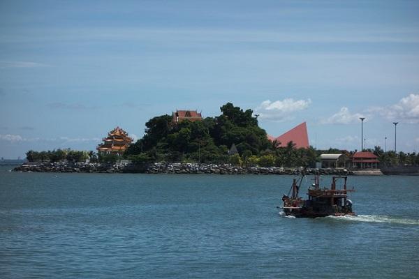 タイ,シラチャ