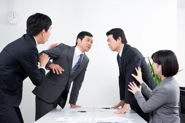 社内政治,派閥,交渉