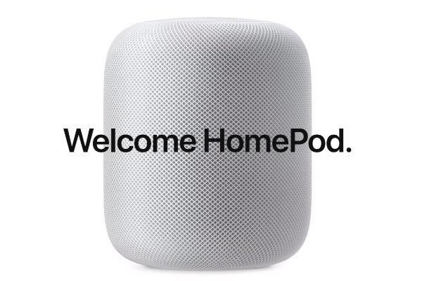 Apple,音声認識スピーカー