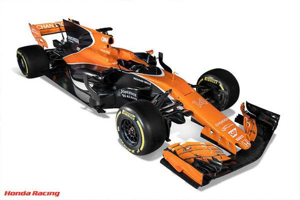 McLaren-Honda 「MCL32」