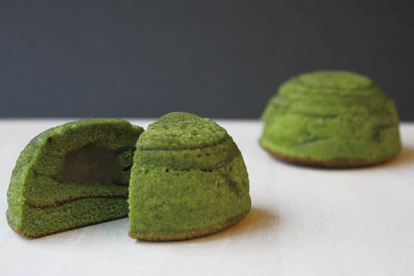 抹茶ドームクーヘン