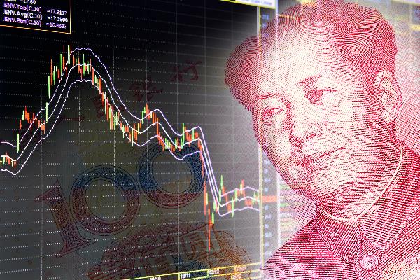 中国株,暴落