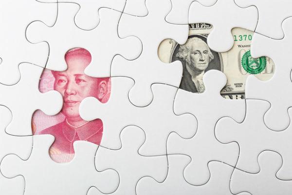 人民元,ドル,中国,見通し,為替