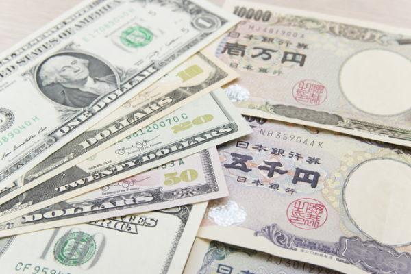 為替相場見通し,ドル円水準