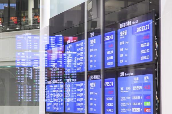 株式相場見通し,日経平均,自律調整一巡