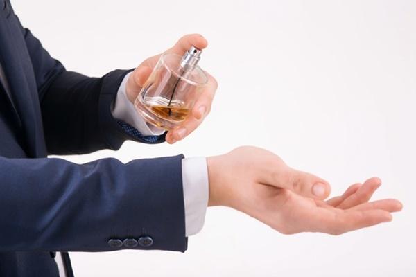 香水,ビジネスマナー