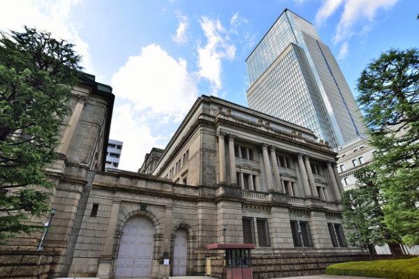日銀金融政策決定会合,マイナス金利,銀行株