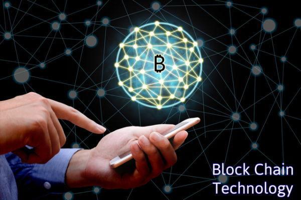 ブロックチェーン,見通し,市場規模
