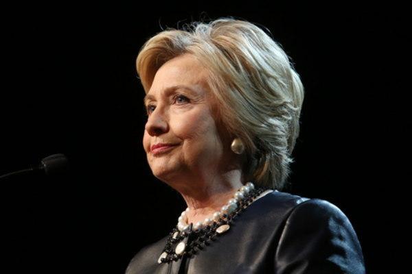 大統領選,ヒラリー