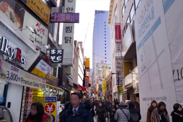 韓国経済,日系企業