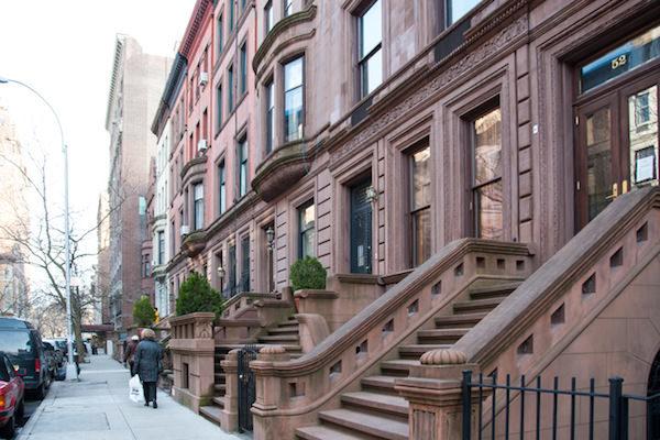 ニューヨーク、不動産価値