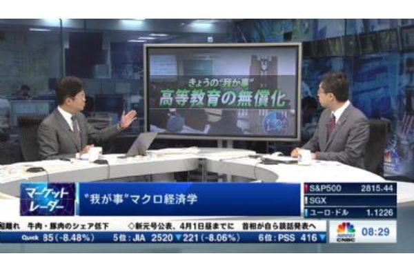 【2019/03/29】マーケット・レーダー
