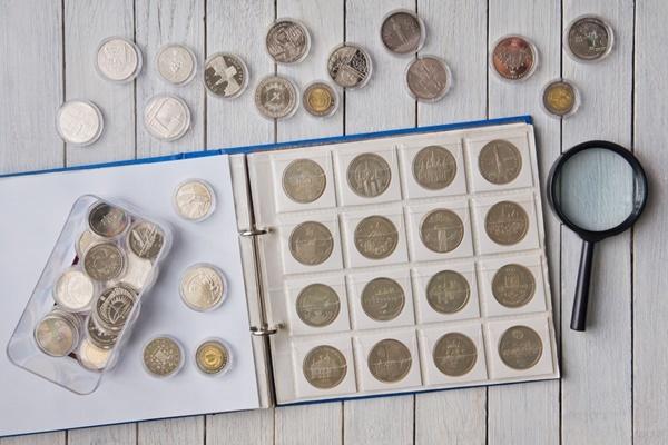 元本保証,記念貨幣投資