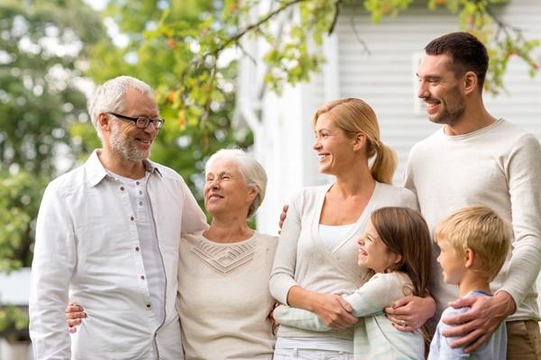 孫,子供,資産,保険の受取人