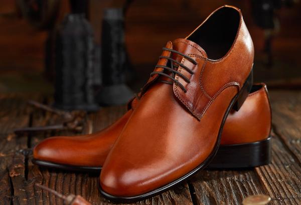 革靴,プレーントゥ