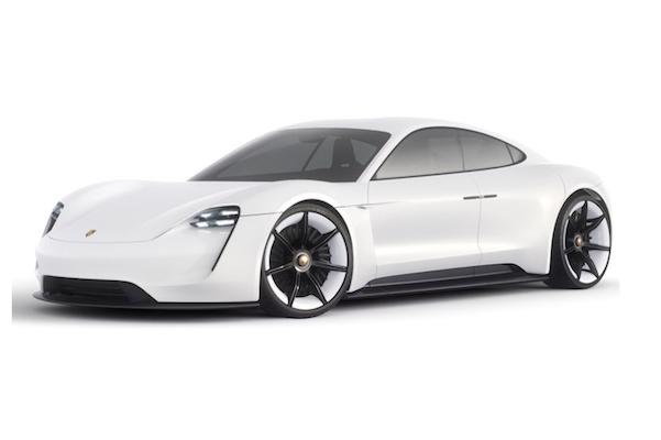 ポルシェ,電気自動車,EV