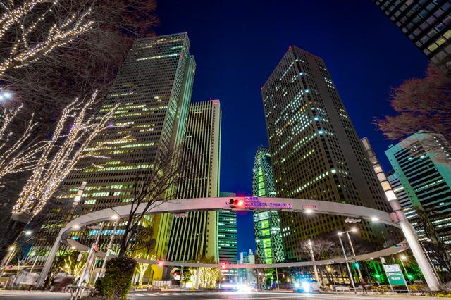新宿, 山手線, マンション