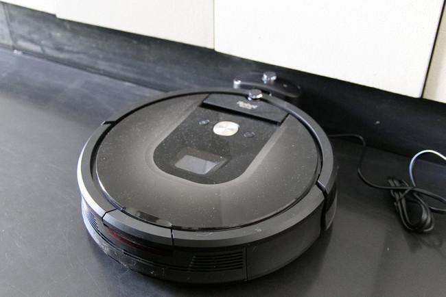 ロボット掃除機「ルンバ」の最上位モデル