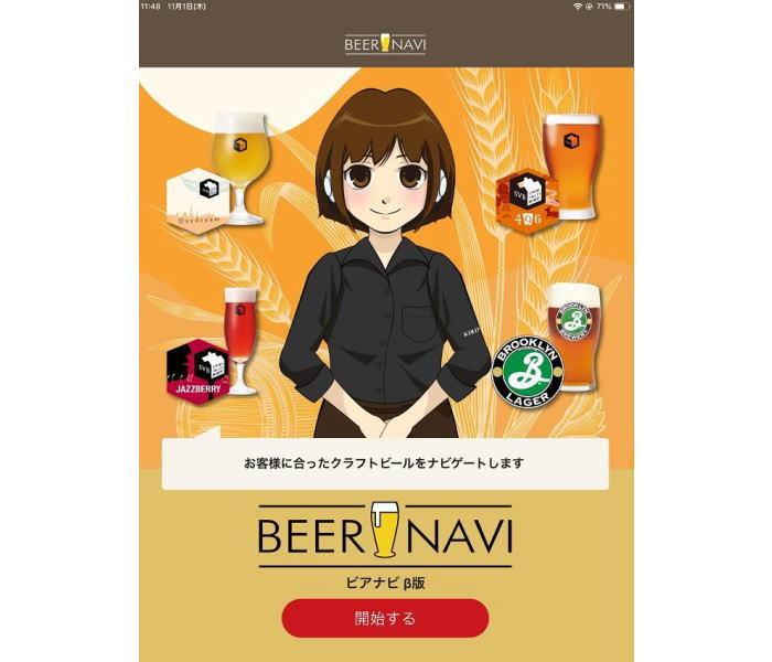 AI,クラフトビール市場拡大