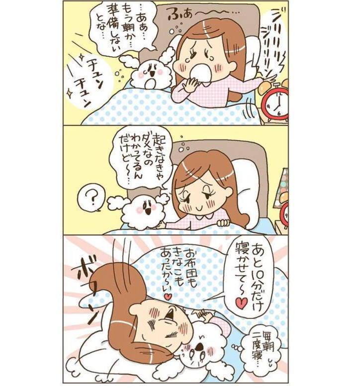 目覚め,ホルモン