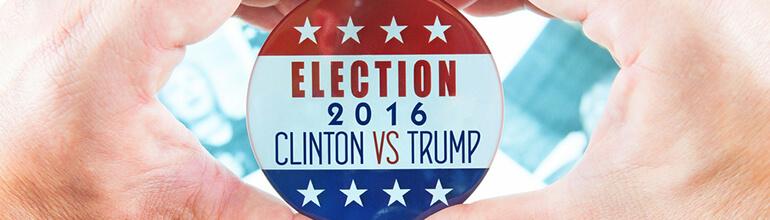 2016年 米国大統領選