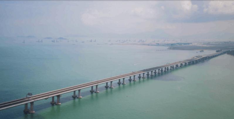 一体化する香港・マカオ・深セン。今後はメガロポリス化する可能性も。