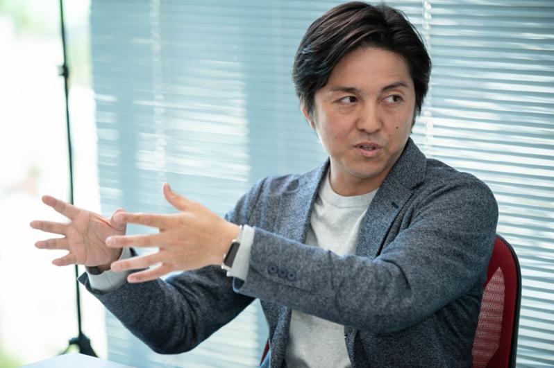 クラウドポート代表取締役・藤田雄一郎氏