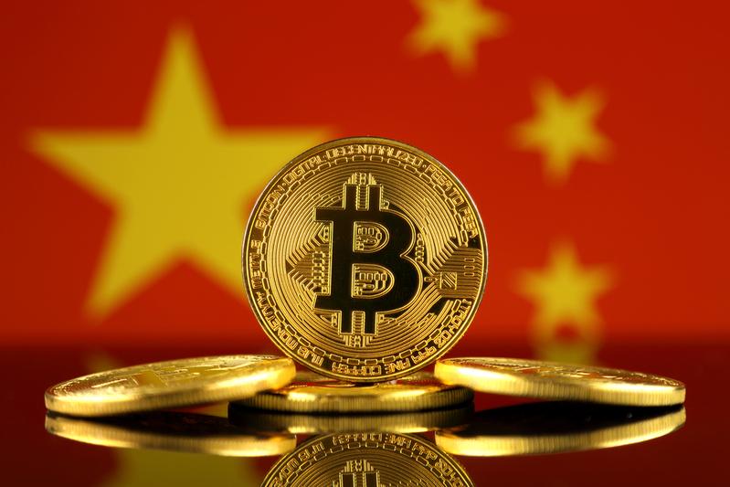 中国_仮想通貨