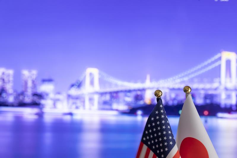日米物品貿易協定