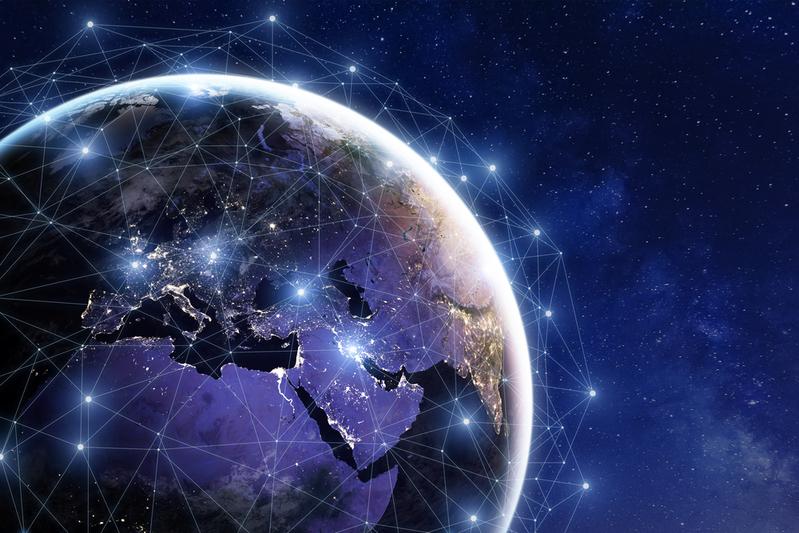 インターネットと全世界的なデータ・トレーディング